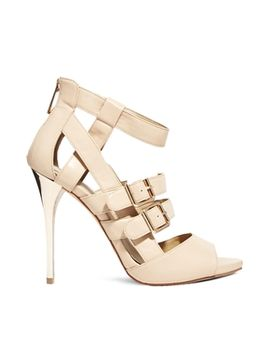new-look-tab-cream-heeled-sandals by new-look