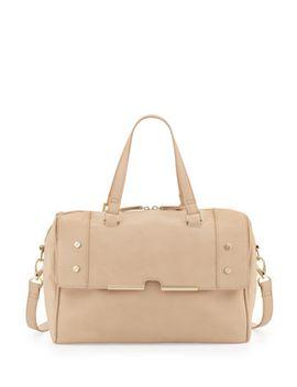 portofino-nude-satchel-bag by danielle-nicole