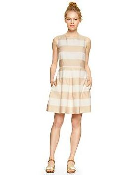 rugby-fit-&-flare-dress by gap