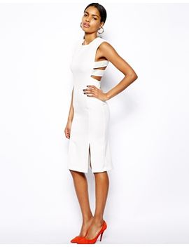 river-island-sleeveless-cut-out-dress by river-island