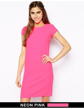 river-island-crepe-t-shirt-dress by river-island