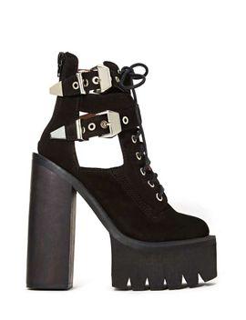 jeffrey-campbell-abner-platform-boot---black by nasty-gal