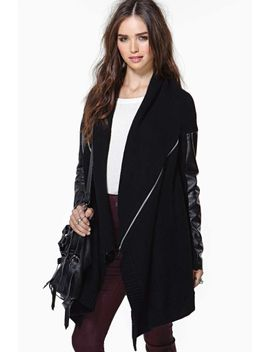 night-after-night-jacket by nasty-gal