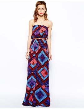 scarf-print-belted-maxi-dress by new-look