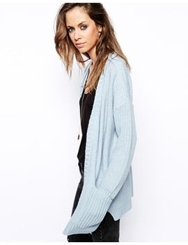asos-ultimate-chunky-cardigan by asos-collection
