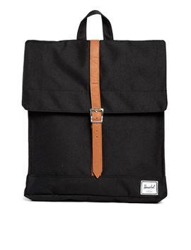 herschel-supply-co-city-backpack-in-black by herschel