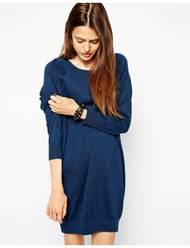 asos---robe-pull-à-manches-raglan by asos-collection