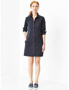 a-line-shirtdress by gap
