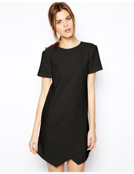 asos-clean-shift-dress by asos-collection
