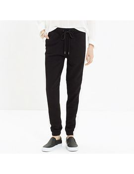 tux-sweatpants by madewell