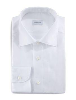 royal-oxford-dress-shirt,-white by ermenegildo-zegna