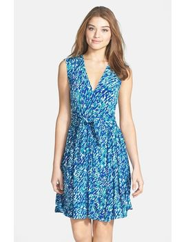 joanne-print-jersey-fit-&-flare-dress by plenty-by-tracy-reese