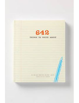 642-things-to-write-about by anthropologie