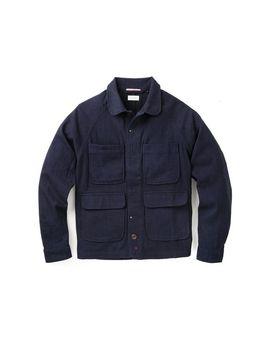 chore-jacket by apolis