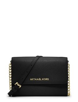 jet-set---large-phone-saffiano-leather-crossbody-bag by michael-michael-kors