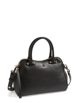charles-street---mini-audrey-leather-satchel by kate-spade-new-york