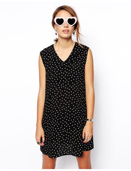 asos-reclaimed-vintage-sailor-style-dress-in-black-spot by reclaimed-vintage