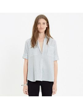 courier-shirt-in-stripe by madewell