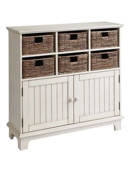 antique-white-cabinet by holtom-collection