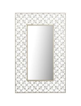 lattice-mirror by pier1-imports