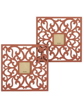 trellis-wall-frame-set---orange by pier1-imports
