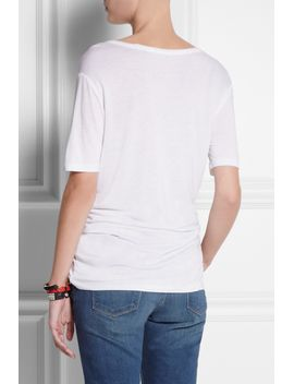 classic-jersey-t-shirt by t-by-alexander-wang