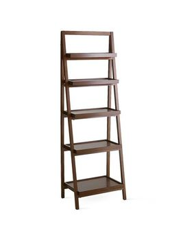 tuscan-brown-tall-shelf by morgan-collection