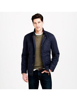sussex-quilted-jacket by jcrew