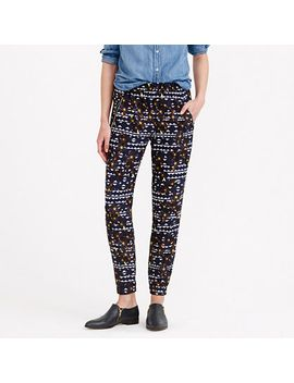 turner-pant-in-hidden-floral by jcrew