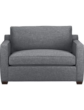 davis-twin-sleeper-sofa by crate&barrel