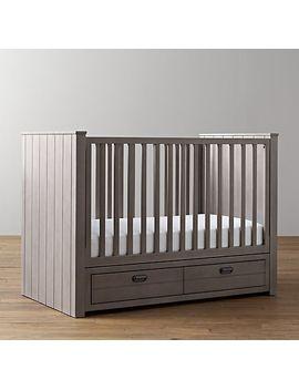 Haven Storage Panel Crib by Rh Baby&Child