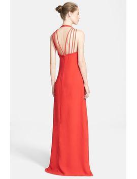 sophia-silk-gown by diane-von-furstenberg