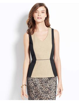 textured-top by ann-taylor