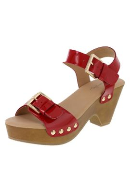 womens-rico-clog-mid-wedge-sling by american-eagle