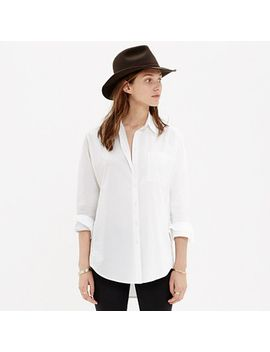 oversized-button-down-shirt by madewell