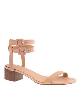 double-strap-sandals by jcrew
