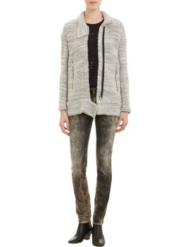 bouclé-moto-style-sweater-coat by iro