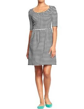 womens-scoop-neck-jersey-dresses by old-navy