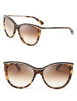 harmony-cat-eye-sunglasses by kate-spade-new-york