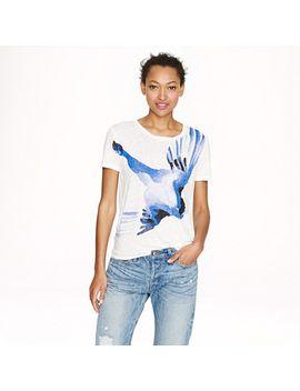 marc-alary-for-jcrew-passerina-t-shirt by jcrew