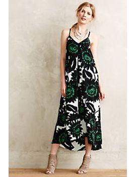 taiyo-petite-maxi-dress by anthropologie