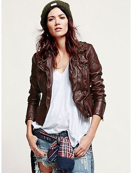 vegan-leather-hooded-motorcycle-jacket by free-people