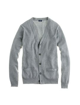 cotton-cashmere-cardigan-sweater by jcrew