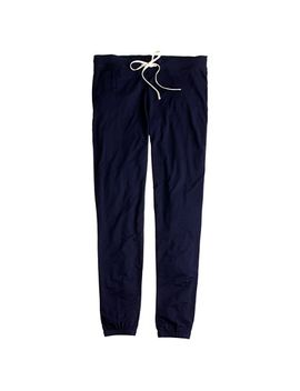 whisper-jersey-drapey-sweatpant by jcrew