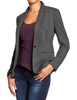 womens-classic-blazers by old-navy