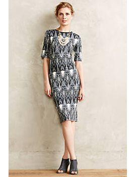 piche-dress by anthropologie
