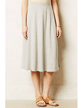 knit-midi-skirt by anthropologie