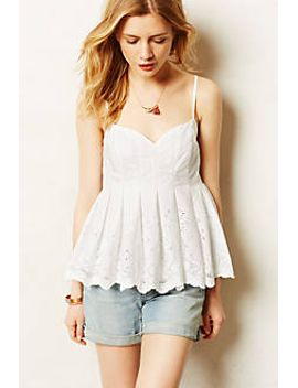 pavlova-peplum-top by anthropologie