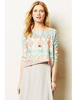 morgana-pullover by anthropologie