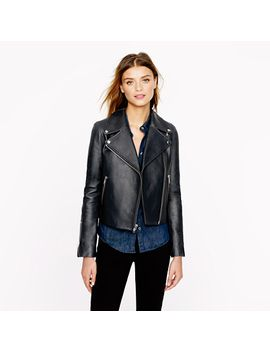 collection-leather-motorcycle-jacket by jcrew